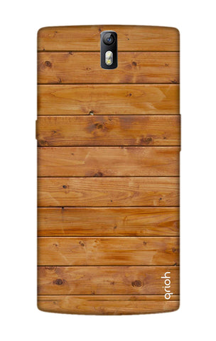 Natural Wood OnePlus One Cases & Covers Online