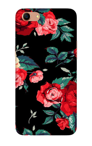 Wild Flowers Oppo A83 Cases & Covers Online