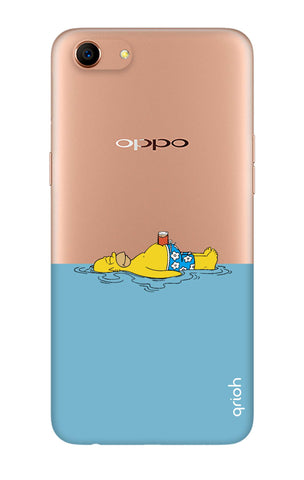 Simpson Chill Oppo A83 Cases & Covers Online