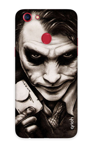 Why So Serious Oppo F7 Cases & Covers Online