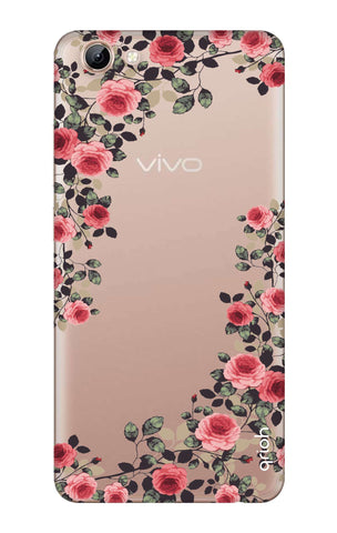 Floral French Vivo Y71  Cases & Covers Online