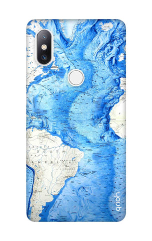 World Map Xiaomi Mi Mix 2S Cases & Covers Online