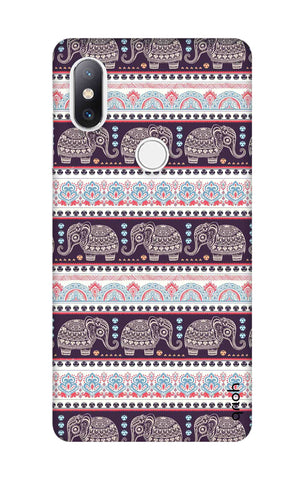 Elephant Pattern Xiaomi Mi Mix 2S Cases & Covers Online