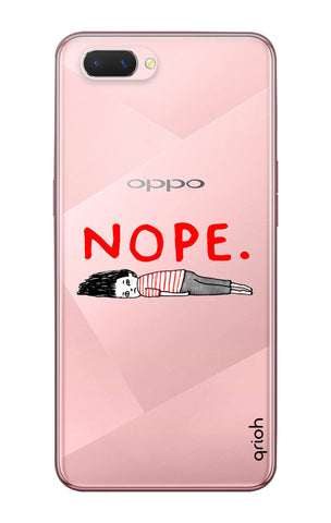 Nope Oppo A5 Cases & Covers Online