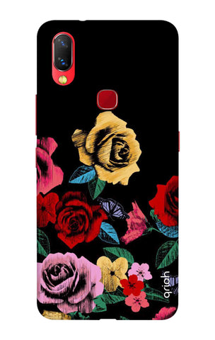 Colorful Flowers Vivo NEX A Cases & Covers Online