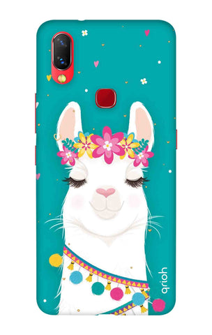 Cute Llama Vivo NEX A Cases & Covers Online