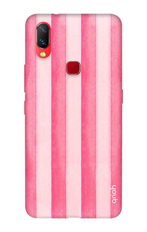 Painted Stripe Vivo NEX A Cases & Covers Online