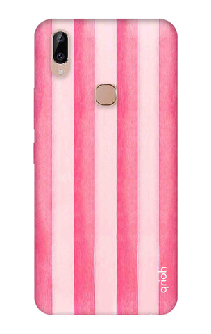 Painted Stripe Vivo Y83 Pro Cases & Covers Online