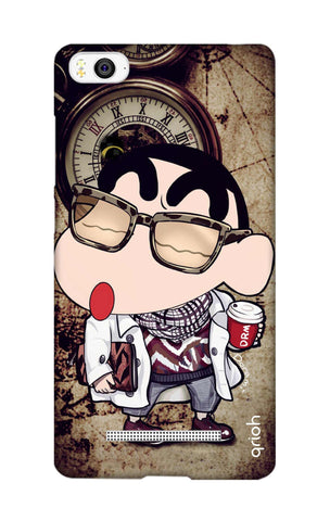 Nerdy Shinchan Xiaomi Mi 4i Cases & Covers Online
