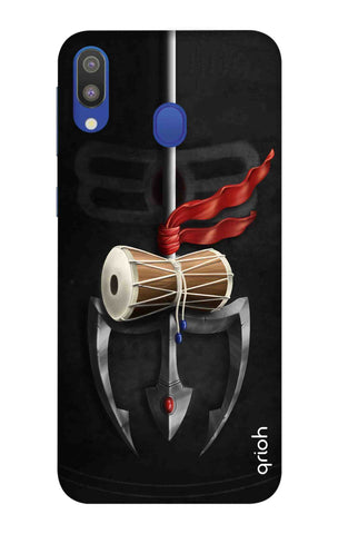 Mahadev Trident Samsung Galaxy M20 Cases & Covers Online
