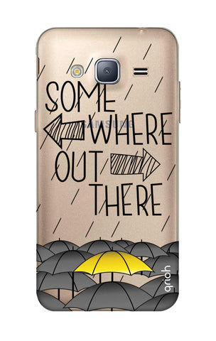 Somewhere Out There Samsung J3 Cases & Covers Online
