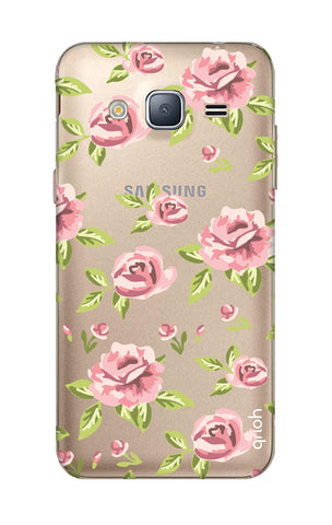 Elizabeth Era Floral Samsung J3 Cases & Covers Online