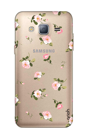 Pink Rose All Over Samsung J3 Cases & Covers Online