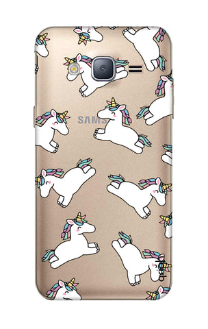Jumping Unicorns Samsung J3 Cases & Covers Online