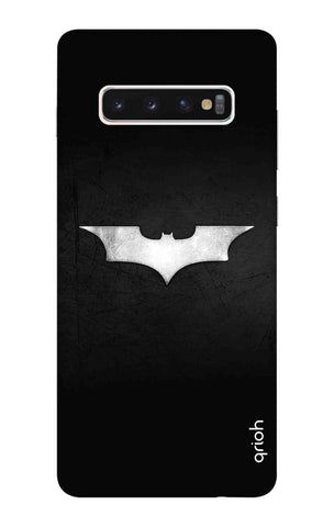 Grunge Dark Knight Samsung Galaxy S10 Cases & Covers Online