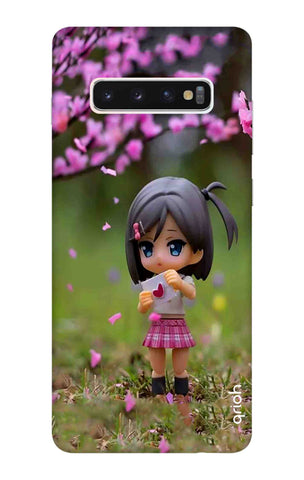 Cute Girl Samsung Galaxy S10 Cases & Covers Online