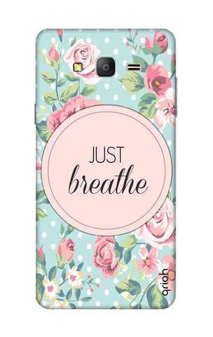 Vintage Just Breathe Samsung ON5 Cases & Covers Online