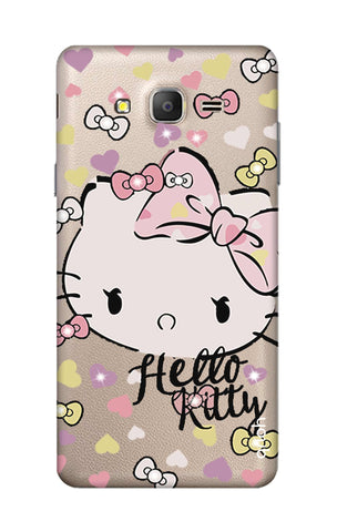 Bling Kitty Samsung ON5 Cases & Covers Online