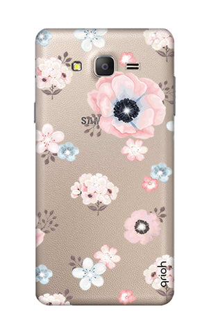 Beautiful White Floral Samsung ON5 Cases & Covers Online