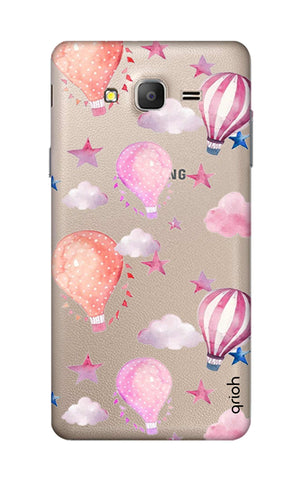 Flying Balloons Samsung ON5 Cases & Covers Online