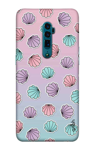 Gradient Flowers Oppo Reno 10X Zoom Cases & Covers Online