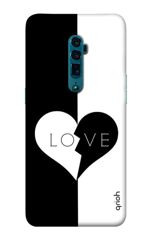 Love Oppo Reno 10X Zoom Cases & Covers Online