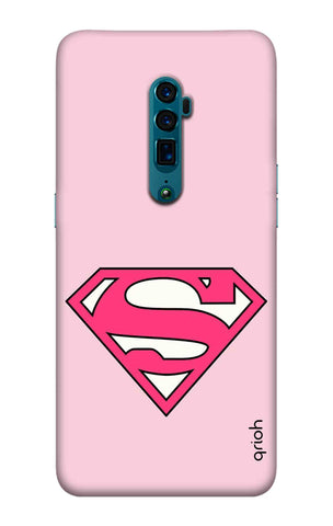 Super Power Oppo Reno 10X Zoom Cases & Covers Online