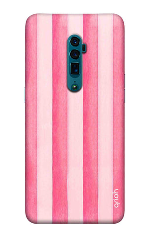 Painted Stripe Oppo Reno 10X Zoom Cases & Covers Online