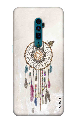 Butterfly Dream Catcher Oppo Reno 10X Zoom Cases & Covers Online