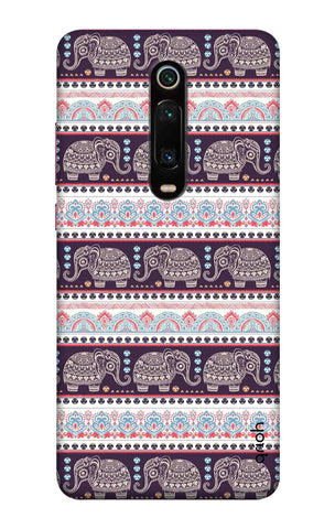 Elephant Pattern Xiaomi Mi 9T Cases & Covers Online