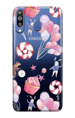 Sweet Tooth Samsung Galaxy M40 Cases & Covers Online