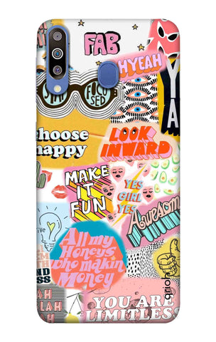 Make It Fun Samsung Galaxy M40 Cases & Covers Online