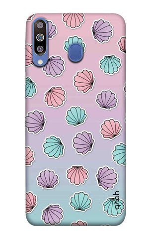 Gradient Flowers Samsung Galaxy M40 Cases & Covers Online