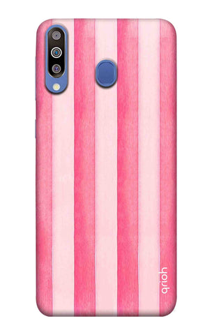Painted Stripe Samsung Galaxy M40 Cases & Covers Online