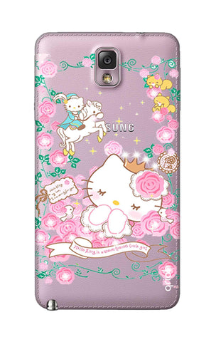 Sleepy Kitty Samsung Note 3 Cases & Covers Online
