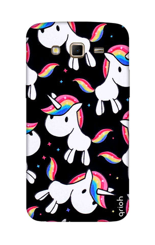 Colourful Unicorn Samsung Grand 2 Cases & Covers Online