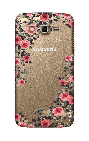 Floral French Samsung Grand 2 Cases & Covers Online