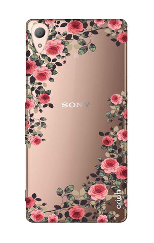 Floral French Sony Z3 Cases & Covers Online