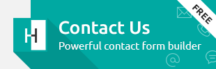 Simple Contact Us Form