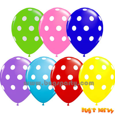 Balloon Lx Big Dots