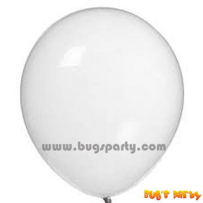 Balloon Lx Solid Clear
