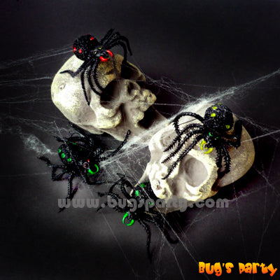 Spiders, Halloween novelty