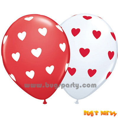 Balloon Lx Chubby Heart