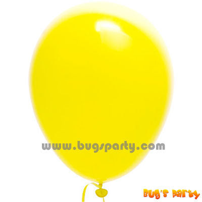 Balloon Lx Solid Yellow