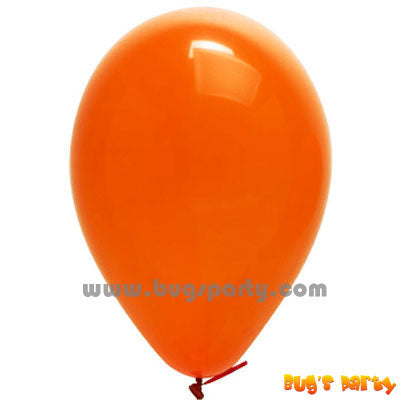 Balloon Lx Solid Orange