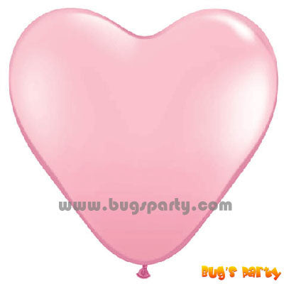 Balloon Latex Pink Hrt
