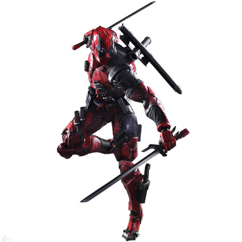 Deadpool Play Arts Kai Action Figure - DCMarvel.Store