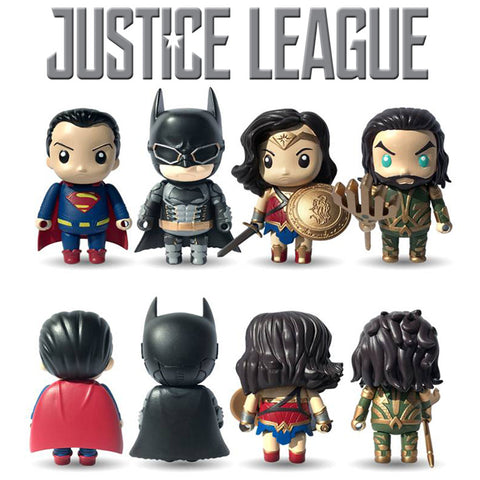Justice League Mini Figure Collection - DCMarvel.Store