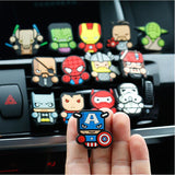 Marvel Avengers Car Air Freshener Vent Clip Decoration - DCMarvel.Store