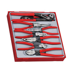 Teng Tools TTD441 - 8 Piece Plier Set - Teng Tools USA